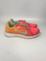 Nike Downshifter 8 Fade Shoes Youth Sz 4Y/  Pink Blue AT2968-600 - $18.51