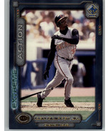2001 Pacific Private Stock Extreme Action #8 Ken Griffey Jr.  Cincinnati... - $7.99