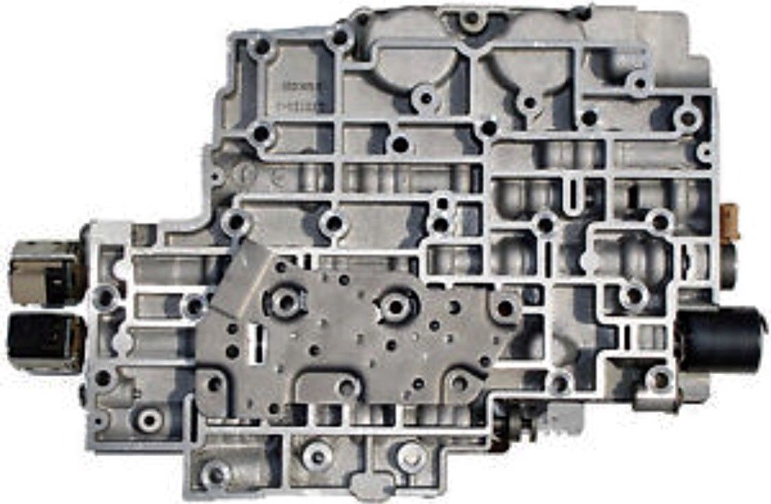 42RLE Dodge Transmission Valve Body /'1-plug Lifetime Warranty