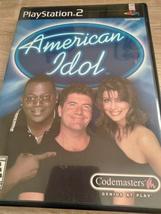 Sony PS2 American Idol image 1