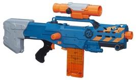 Nerf Zombie Strike ZED Squad Longshot Blaster Genuine Awesome Longshot C... - $62.98