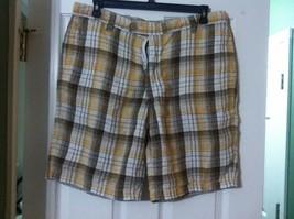 Tommy Bahamas Hombre Nuevo Kona Tierra 100% Forrado Reversible Shorts Ca... - $71.02
