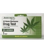 Assured At Home Marijuana Drug Test - $6.92