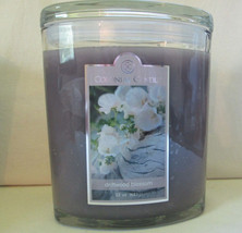 Colonial Candle ~~DRIFTWOOD BLOSSOM~~ 22 oz LGE Oval Jar, 2 wick - $38.99
