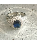 *jinn ring*  witchcraft vessel coven owned PRINCE of VAMPIRES Djinn size 9 - $54.45
