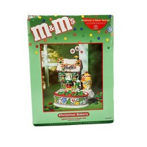 Department 56 M&M's World Christmas Holiday Bakery Candy Dish - $23.36