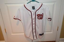 Washington Nationals Werth Youth Large Baseball Jersey Majestic MLB - $21.21