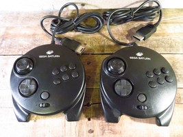Sega Saturn Video Game System Controller MK-80117 (Lot of 2) Never Used - $128.69