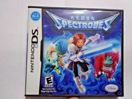 Spectrobes (Nintendo DS, 2006)  Box; no game Disney - $2.85