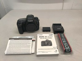 Canon EOS 5D Mark IV DSLR Camera (Body Only) - $2,299.88