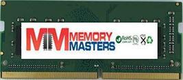 Memory Masters 8GB DDR4 2400MHz So Dimm For Gigabyte P57W v7 - $82.94