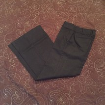 Lauren Ralph Lauren Dress Pants Black Womens Wide Leg Size 2 Boot Cut - $26.60
