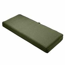 "Classic Accessories Montlake Patio FadeSafe Bench Cushion, Fern, 59""Wx18... - £71.01 GBP"
