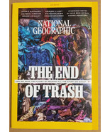 National Geographic Magazine (March 2020) The End of Trash - $5.50