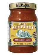 Mrs. Renfro's Mexican Hot Sauce - $35.14