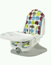 Compact Reclining Deluxe Foldable Feeding Seat Travel Easy Storage Diner... - $57.92