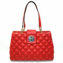 NWT KATE SPADE ELENA ASTOR COURT PILLBOX RED SHOULDER BAG WKRU2289 $395 - $169.95