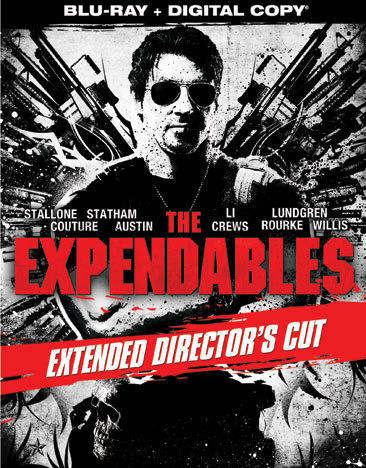 Expendables (Extended Directors Cut) (Blu Ray W/Digital Copy)