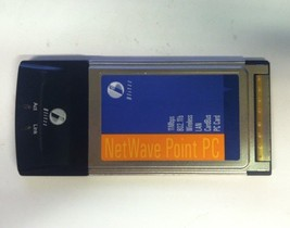 Blitzz NetWave Point PC 0359 11/Mbps 802.11b Wireless LAN Cardbus Adapter PCMCIA - $10.00