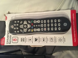 Ge Universal Remote Control 8 Devices - $12.82