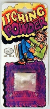 24 ITCHING POWDER itch prank funny gags novelties gag - $12.34