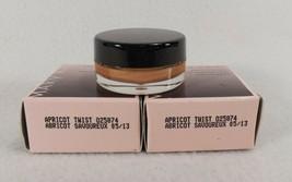 Mary Kay Creme Eye Shadow Set of 2 Apricot Twist NIB NOS-3 Sets Avail Free Ship! - $15.96