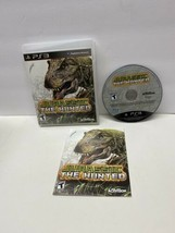 Jurassic The Hunted Sony Playstation 3 PS3 Activision 2009 (Complete - Tested) - $21.77