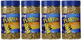 Planters Dry Roasted Sunflower Kernels Pack of 4 - $16.12