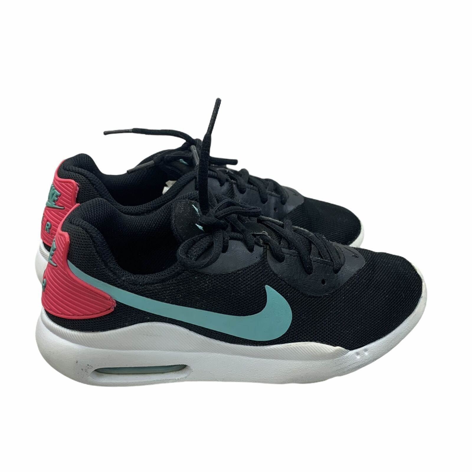 Primary image for Nike Air Max Oketo Black Aurora Pink CT1543-001 Size 7.5 Womens