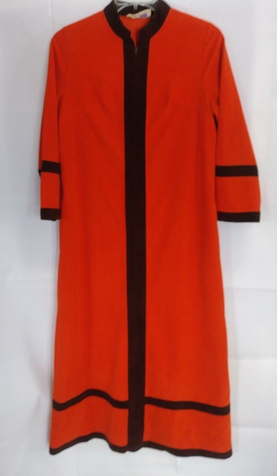 Vintage Vanity Fair Orange Dacron Polyester and 36 similar items