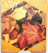 Vintage VIP Puzzle Ultimate Whitman 1982 Autumn Leaves & Circle of Trees - $37.36
