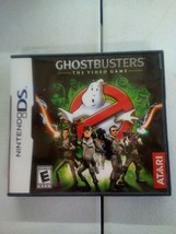 Ghostbusters: The Video Game (Nintendo DS, 2009) Complete Tested Authent... - $14.20