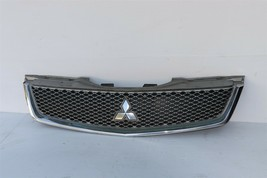 09 10 11 12 Mitsubishi Galant Front Upper Radiator Hood Grill Mesh Chrome image 1