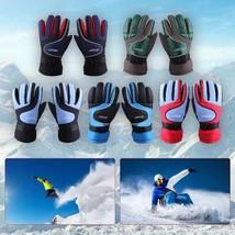 Women Ski gloves Winter Waterproof Warm Snow Snowboard Windproof Outdoor... - $7.97