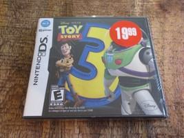 Toy Story 3 (Nintendo DS, 2010) Video Game Sealed - €16,12 EUR