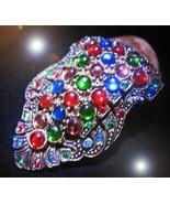 Jeweled clip haunted thumbtall