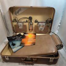 Niagara Thermo-Cyclopad Heat Massage Pad Hand Wand & Hard Suitcase Model 10 - £171.65 GBP