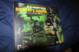 *NIB* HOT TOYS - NAVY SEAL NIGHT OPS JUMPER - $290.00