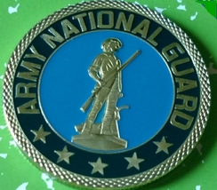 Army national guard challenge coin - $20.49