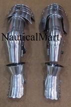 NauticalMart Medieval Steel Armour Leg Guard Wearable Halloween Costume - $149.00