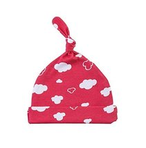 Lovely Pure Cotton Comfortable Ventilate Children Cap/Kid Cap(Red)