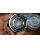 ONE S6206RS ID 30x62x16 30mm ID 62mm OD 16mm W  S6206RS  Steel Ball Bear... - $32.67