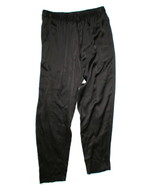 New NWT $195 Small Designer Josie Natori Silk Pants Brown Key Crop Capri... - $126.75
