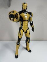 Iron Man 3 - Concept Series Sonic Blast Iron Man 15 Figure - Hasbro - $4.00
