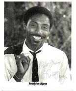 Franklyn Ajaye Signed Autographed Glossy 8x10 Photo - COA Matching Holograms - €27,38 EUR