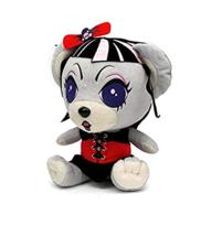 Goth Teddy - $29.99