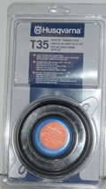 Husqvarna 537388101 T35 Tap n Go Trimmer Head Black package of 1 image 2