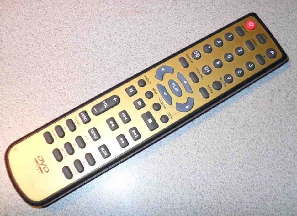 Primary image for SONY F-21 UM-4 AAAR03 DVD Video Remote Control Factory Original OEM