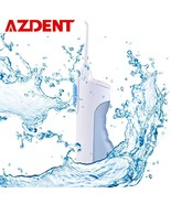 AZDENT® 2Level Portable Dental Flosser Oral Irrigator Water Jet Floss Tr... - $23.90+