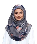 BOKITTA MATRYOSHKA - PRINTED SMOOTH CHIFFON INSTANT HIJAB Muslim Scarf Veil - $55.62+